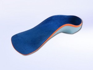 insole orthotic for flat foot